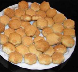Печенье бедное рецепт