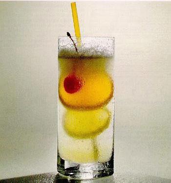 Рецепт алкогольного коктейля: Том Коллинз.