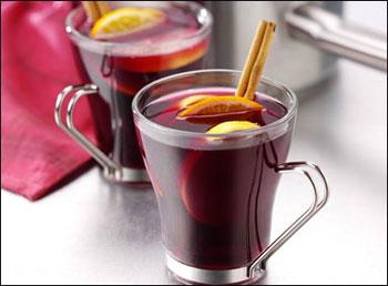 "Рецепт напитка для компании: Глинтвейн  ""Шехерезада """