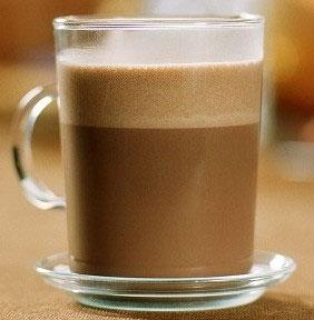 какао с молоком рецепт с фото