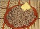 Раки со смоленской крупой под соусом